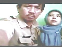Indonesian kätilö verhottu
