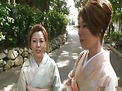 Kauneus vaimonsa - Mikamin kärsivällisyyttä